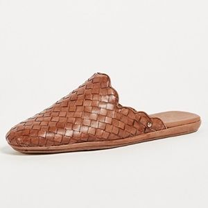 Sam Edelman Luggage woven slippers